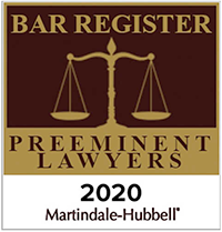 Martindale-Hubbell® Bar Register of Preeminent Lawyers™
